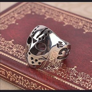 Jewelry - Jason Friday the 13th ring